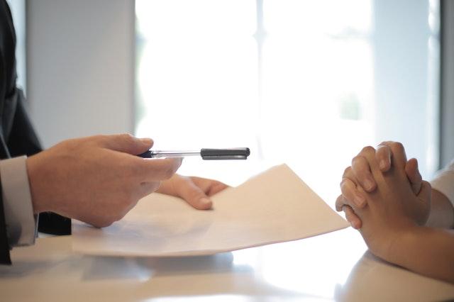 Contoh Surat Lamaran Pekerjaan Sederhana
