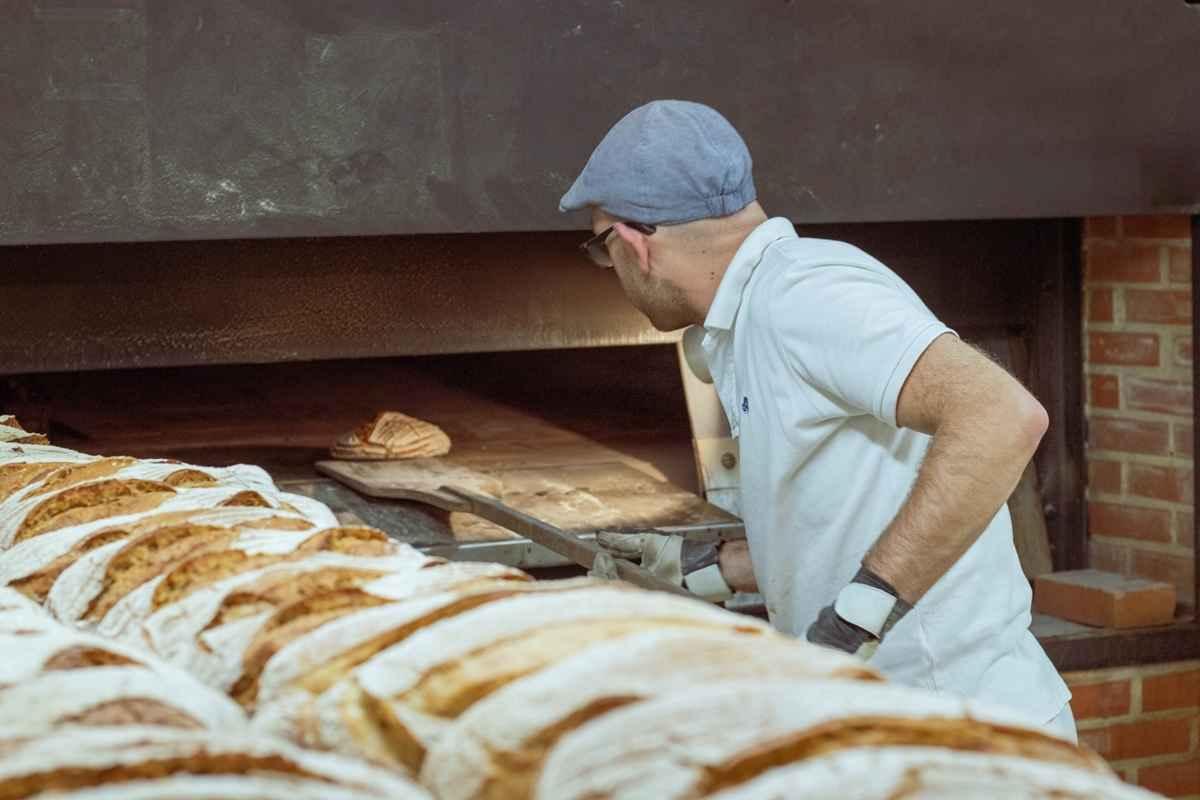 lowongan kerja baker