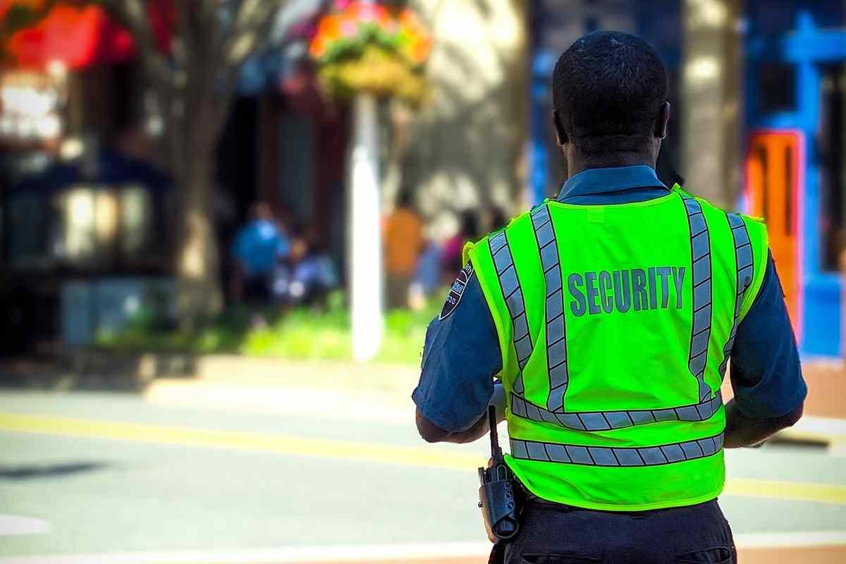 lowongan kerja security